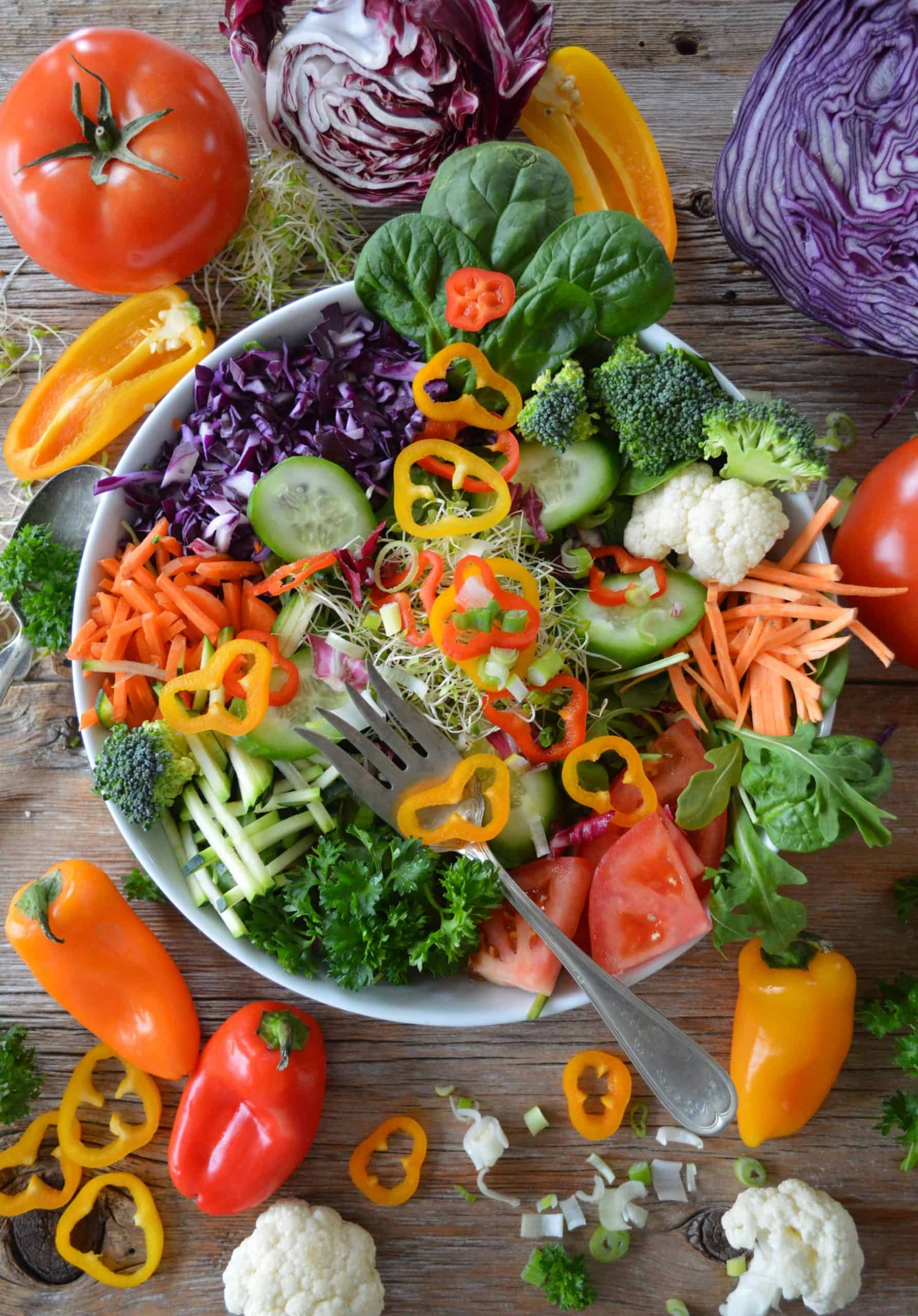 Differences Between A Vegetarian And Vegan Diet